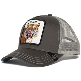 Goorin Bros. Eye Of The Tiger Trucker Cap, grey